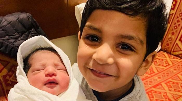 Sarfaraz Ahmed welcomes baby girl