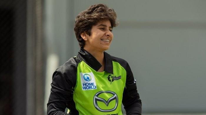Nida Dar says she wants to become a hard-hitter like Shahid Afridi