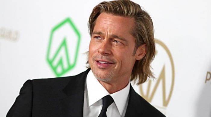 Brad Pitt finds a fan in THIS BTS band member