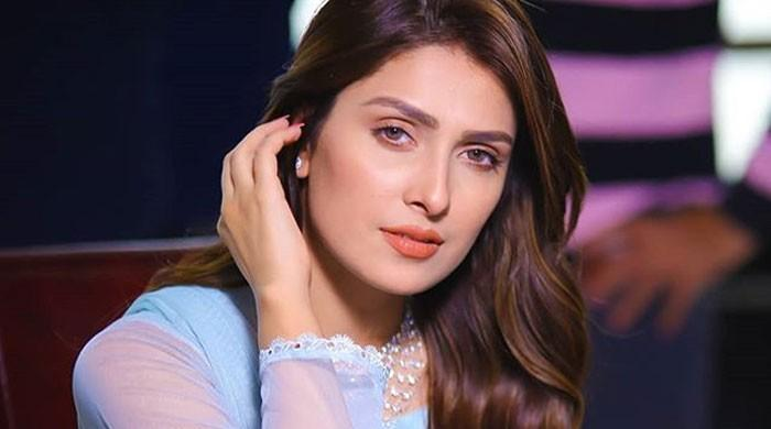 Ayeza Khan pens heart-melting note on her character Mehwish in MPTH