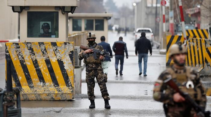 Afghan Taliban attack leaves 10 policemen dead in northern Afghanistan