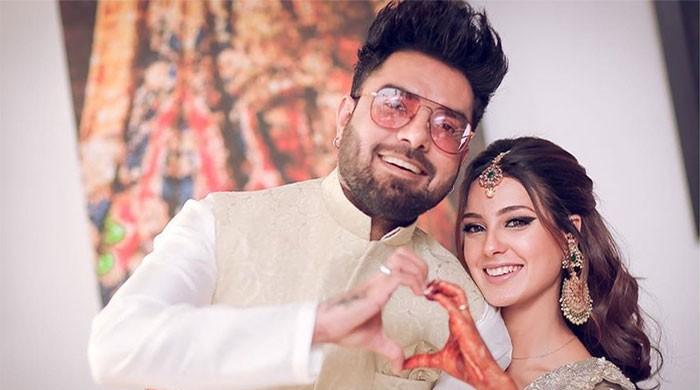 Iqra Aziz says she always wants Yasir Hussain to be with her
