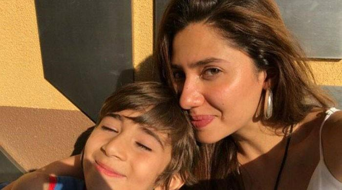 Mahira Khan's son asks her about 'extraordinary moment' in life