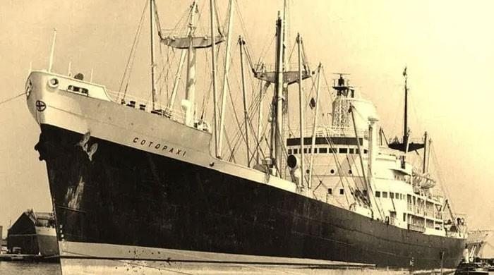 Ship discovered 100 years after it 'disappeared' in Bermuda Triangle