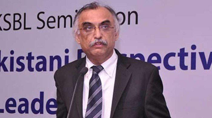 Speculation rife as FBR Chairman Shabbar Zaidi weighs going on medical leave