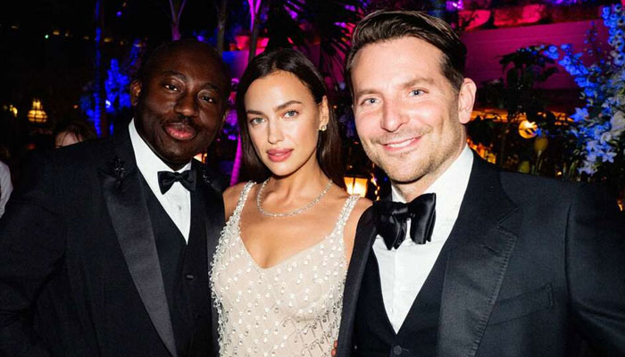 Bradley Cooper and Irina Shayk pictured together after BAFTAs