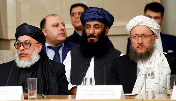Image result for taliban and us peace talks