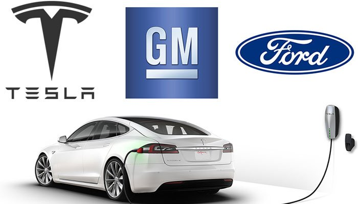 Tesla ups the ante as Ford, GM continue to struggle