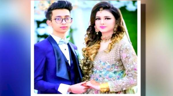 Young Pakistani couple goes viral on social media
