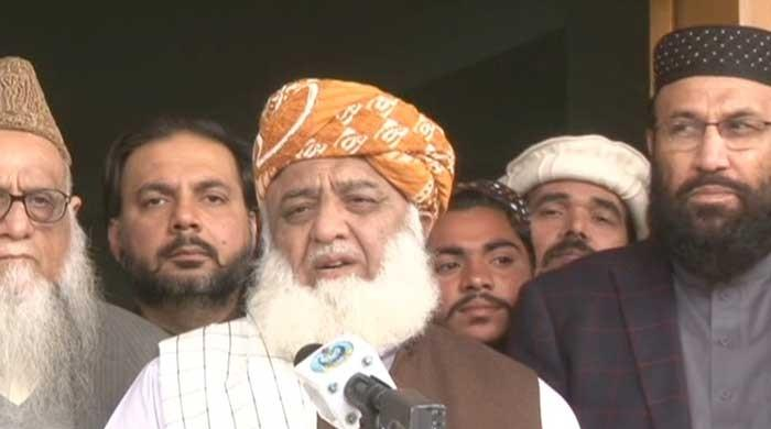 Fazl announces second round of anti-govt protests from Feb 23