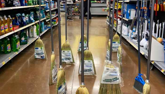 Is 'gravitational pull day' real? Truth behind standing brooms — NASA broom challenge