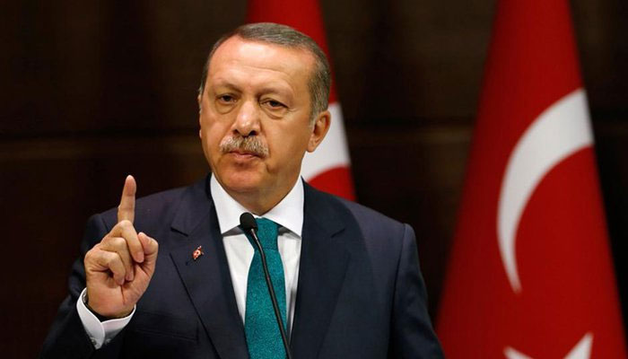 Turkey will hit Syrian government forces anywhere if troops hurt, says Erdogan