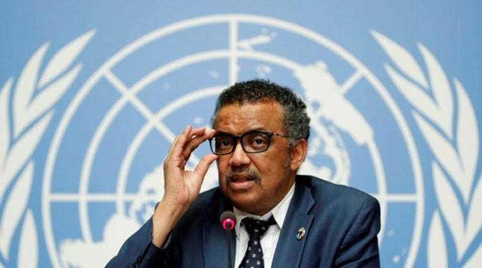 WHO boss urges countries to battle against coronavirus outbreak