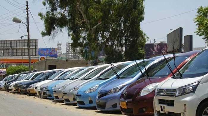 Car sales plunge 48 percent January