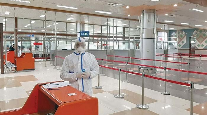 Coronavirus quarantine centre being set up at Islamabad airport, says Zulfi Bukhari