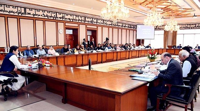 Cabinet approves law requiring social media companies to register, open offices in Pakistan
