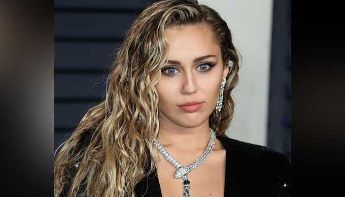 Miley Cyrus posts nip slip on Instagram