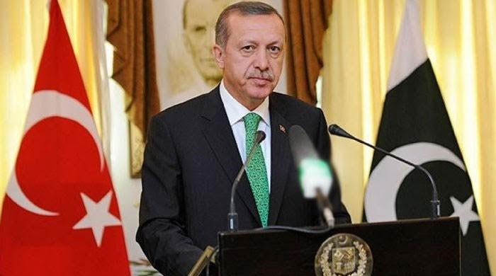 Turkey ready to join CPEC projects, President Erdoğan says
