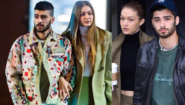 Gigi Hadid Describes Zayn Malik as Her 'Valentine'