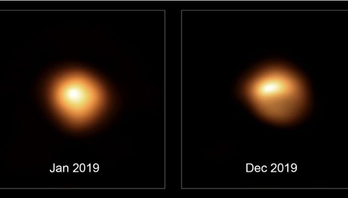 Stardust or star bust? Betelgeuse's dimming light puzzles astronomers
