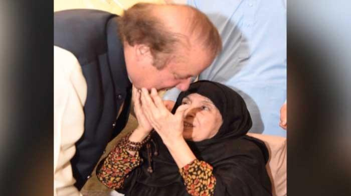 Nawaz Sharif's mother leaves for London to be with ailing son