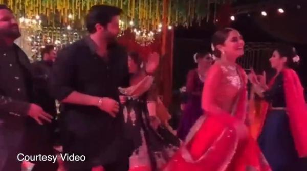 Dance video of Maya Ali, Sheheryar Munawar breaks the internet