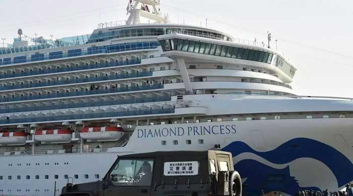 Japan cruise ship coronavirus cases climb to 355