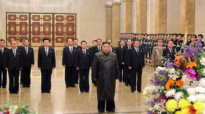North Korea's Kim Jong Un celebrates father's birth anniversary