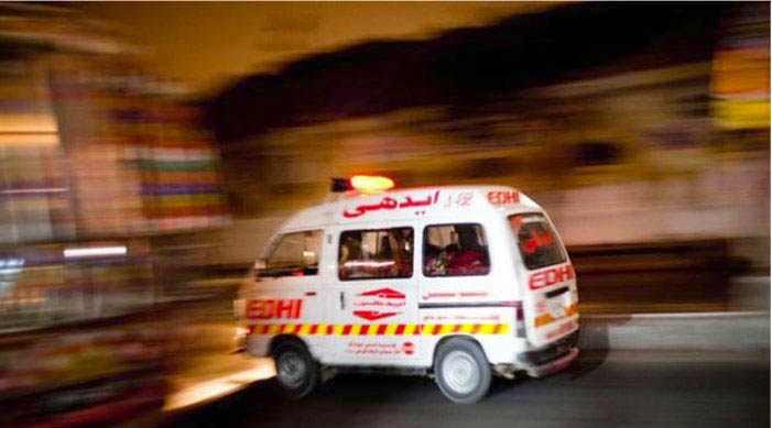 Poisonous gas kills six in Karachi