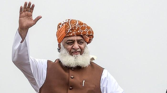 US, Europe backing PM Imran, opposition only offered 'symbolic' support for Azadi March: Fazl
