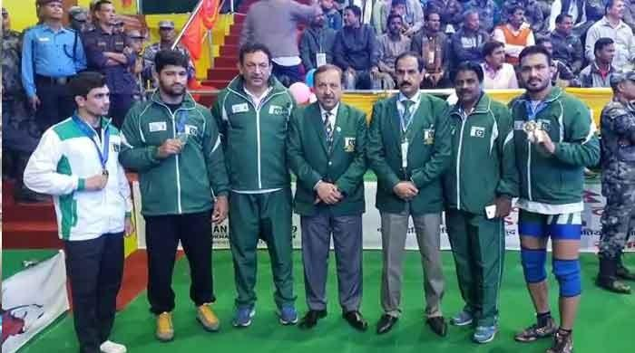 Pakistan wrestling team granted visas for Asian Championship in India