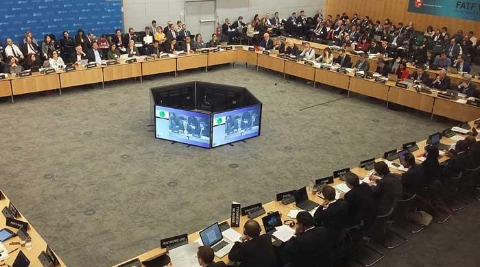 FATF review underway in Paris to decide Pakistan's fate