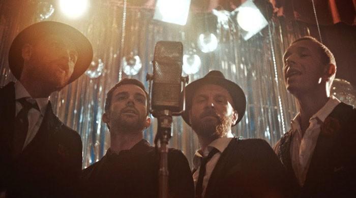 Chris Martin and girlfriend Dakota Johnson collaborate for new Coldplay music video