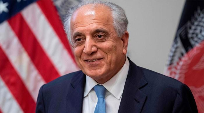 US envoy Khalilzad says neighbouring countries played major role in Afghan peace process