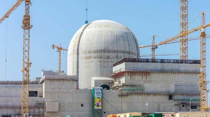 UAE to open Arab world's first nuclear power plant after authorities issue reactor licence