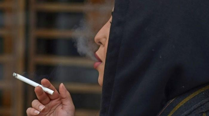 Saudi women smoke in public, embracing newly found freedom