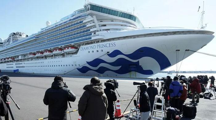 US passengers of coronavirus-hit Japanese cruise ship arrive home