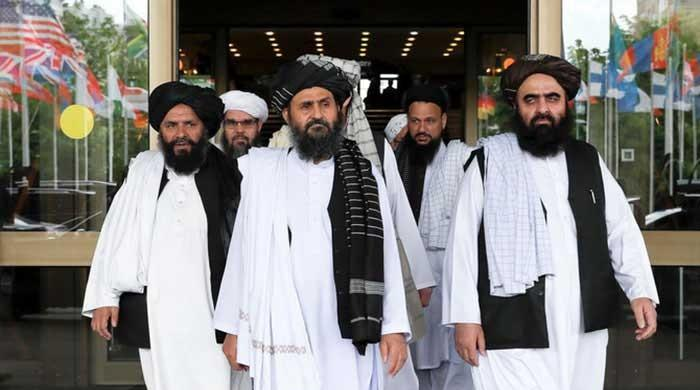 Afghan Taliban say talks with US on peace deal over: report