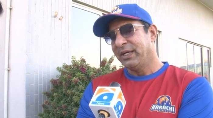 Wasim Akram wants crowd to make as much noise as possible during PSL matches