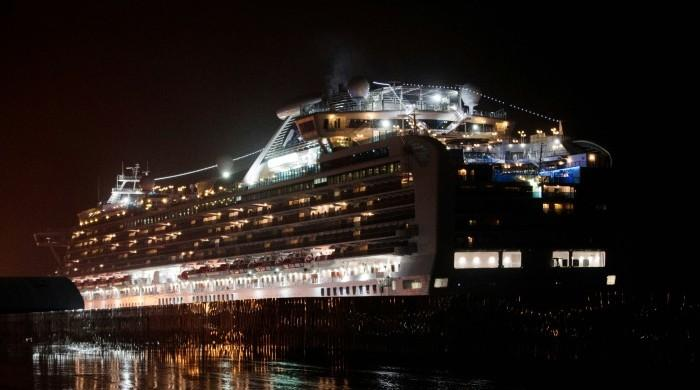 88 more coronavirus cases reported on Diamond Princess ship, bringing total to 542