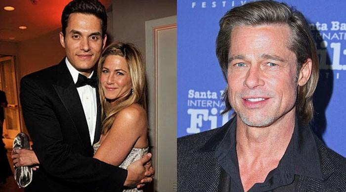 Brad Pitt warning John Mayer to maintain distance from Jennifer Aniston?