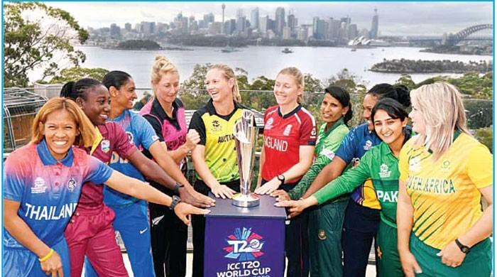 Captains gear up for Women's T20 World Cup at media day