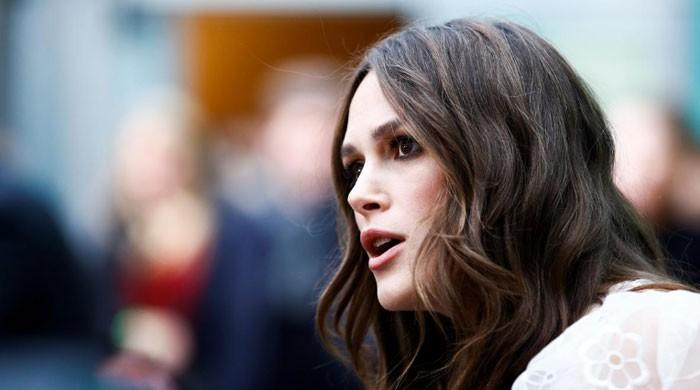 Kiera Knightley says film 'Misbehaviour' highlights battle for equality