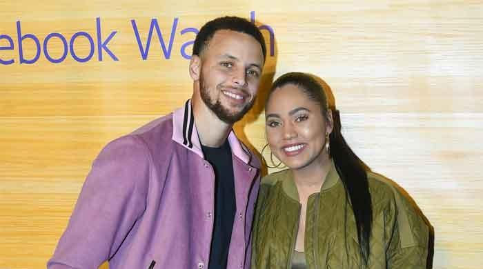 Stephen Curry's wife Ayesha claps back at troll over viral photo comment