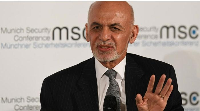 Ashraf Ghani elected Afghan president for second term