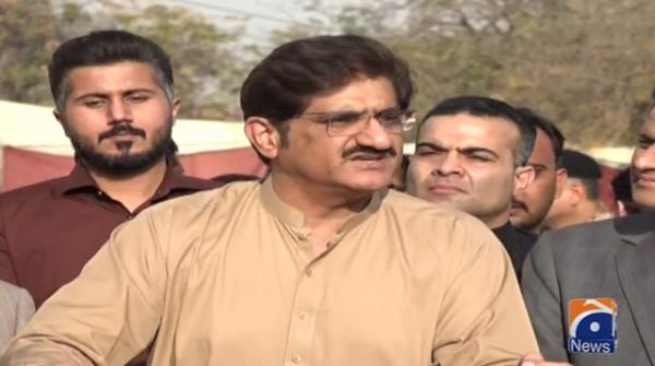 Aziz Memon was working freely as a journalist: CM Murad