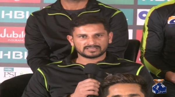 Lahore Qalandars' players, team management determined for different outcome