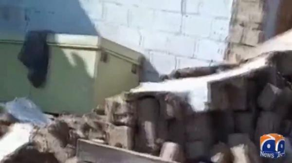 Three dead in roof collapse incident