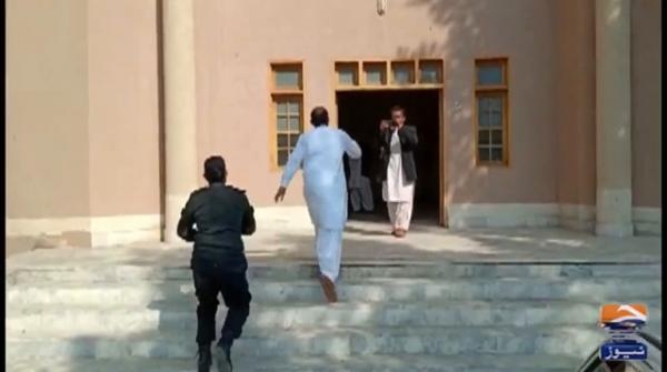 Judge accused of sexual assaulting Salma Brohi didn't undergo DNA test