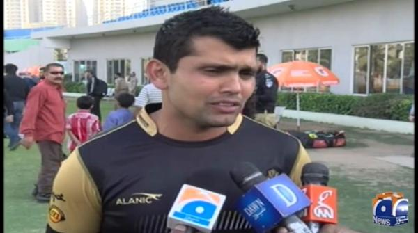 Islamabad United beats Peshawer Zalmi by 56 runs in warm up match